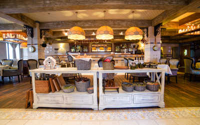 Банкетный зал ресторана Долма на Сретенке фото 2