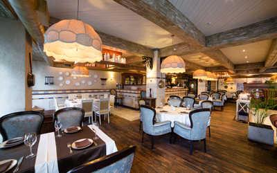 Банкетный зал ресторана Долма на улице Сретенка