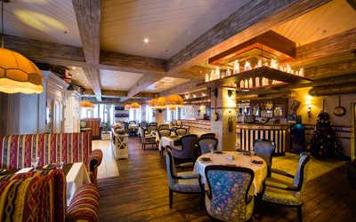 Банкетный зал ресторана Долма на улице Сретенка фото 3