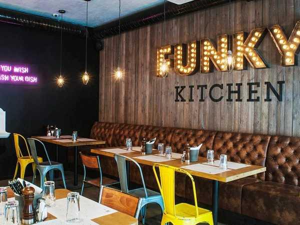 Funky Kitchen (Фанки Китчен)