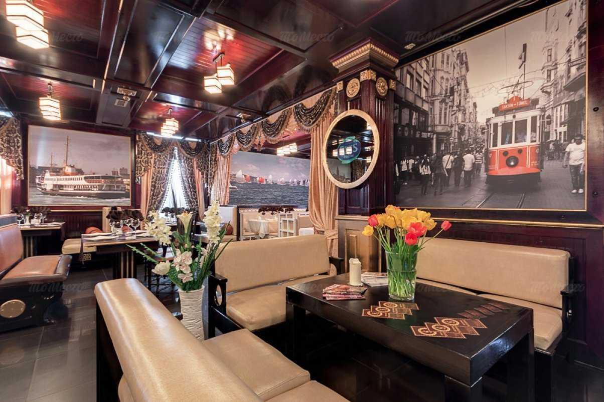 Меню кафе, ресторана Истамбул (Istanbul) на Пискарёвском проспекте