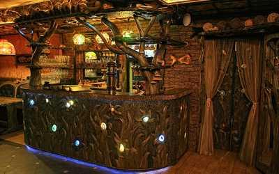 Банкетный зал бара, караоке клуб, ресторана Forrest Cafe (Форрест Кафе) на Лиговском проспекте фото 2