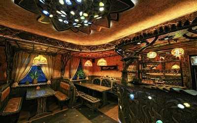 Банкетный зал бара, караоке клуб, ресторана Forrest Cafe (Форрест Кафе) на Лиговском проспекте фото 3
