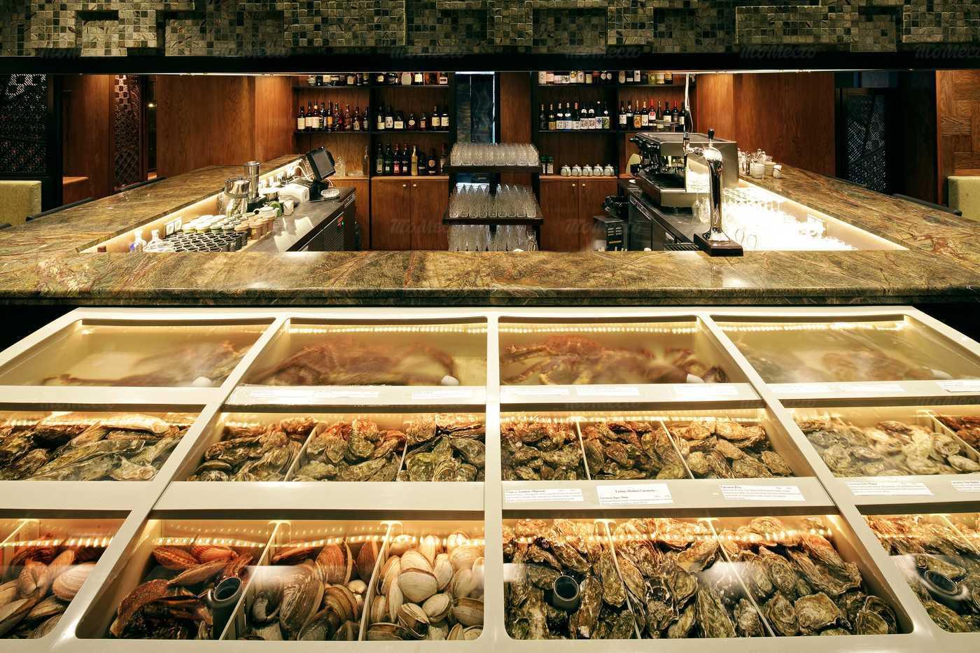 Меню бара, ресторана Макото на Краснопресненской набережной
