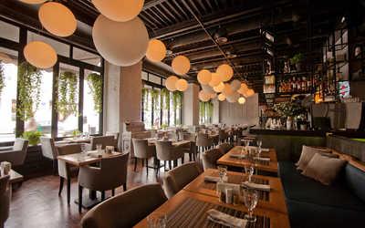 Банкетный зал бара, кафе, ресторана Lova Lova Multibar (быв. Follow me cafe) на улице Покровка