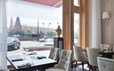 Банкетный зал ресторана Композитор на Моховой улице
