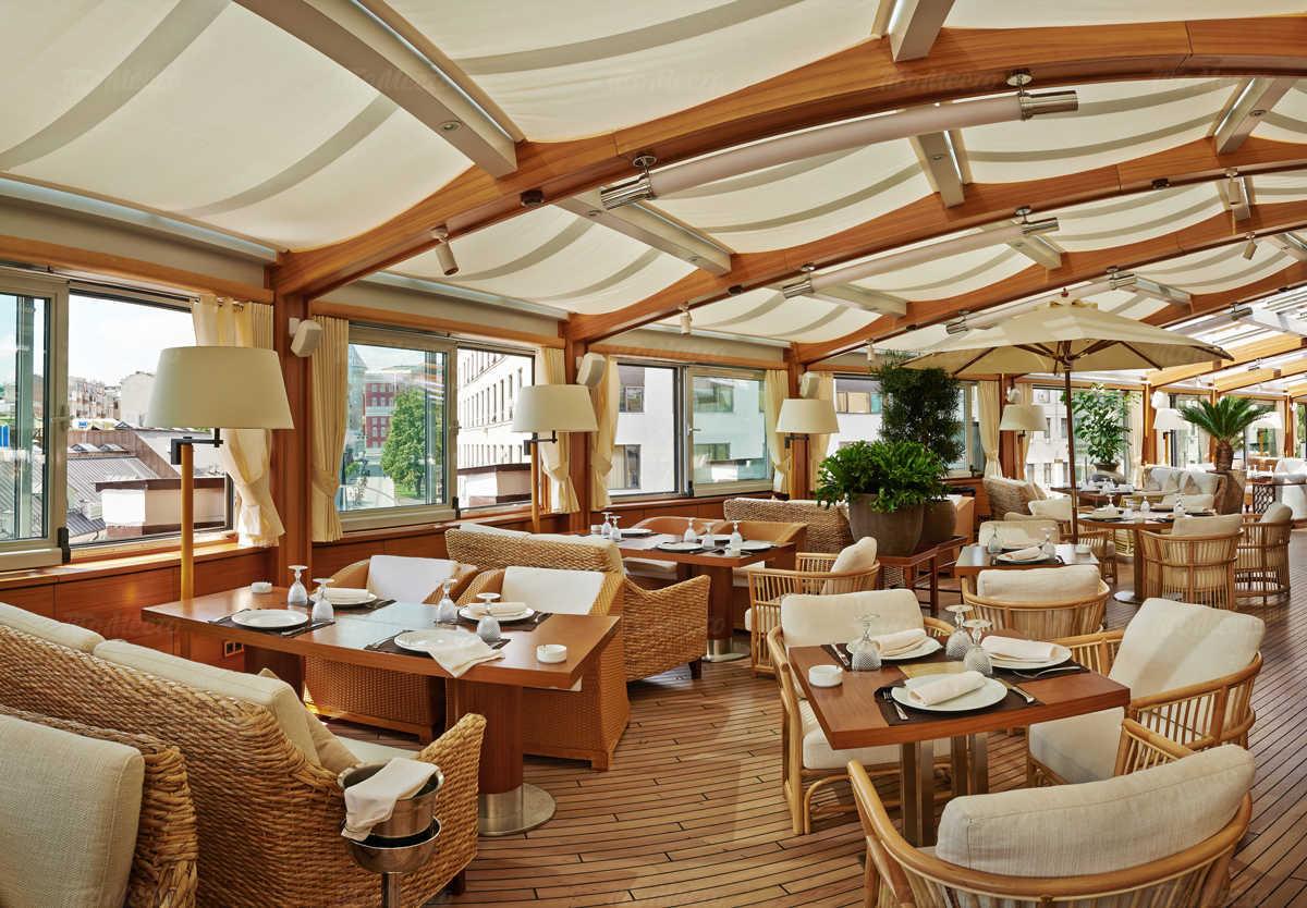 Меню бара, ресторана Rose bar на улице Большой Дмитровка