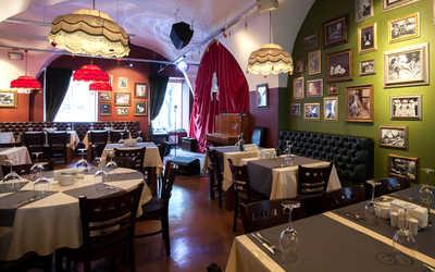 Банкетный зал бара, ресторана 48 стульев на Большой Конюшенной улице