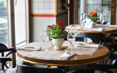 Банкетный зал ресторана Kroo Cafe на Суворовском проспекте фото 3