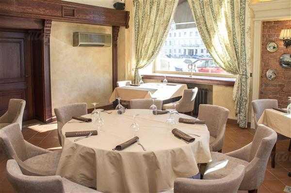 Ресторан Траттория Роберто (Trattoria Roberto) на набережной реки Фонтанки фото 8