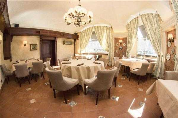 Ресторан Траттория Роберто (Trattoria Roberto) на набережной реки Фонтанки фото 6