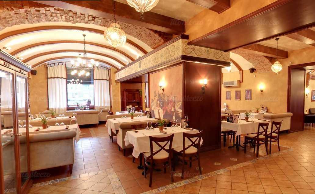 Ресторан Траттория Роберто (Trattoria Roberto) на набережной реки Фонтанки фото 4
