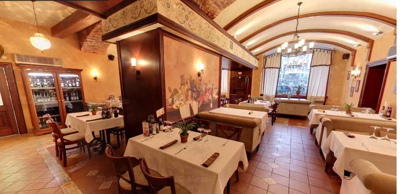 Ресторан Траттория Роберто (Trattoria Roberto) на набережной реки Фонтанки фото 2