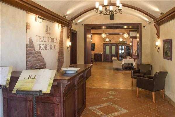 Ресторан Траттория Роберто (Trattoria Roberto) на набережной реки Фонтанки фото 14