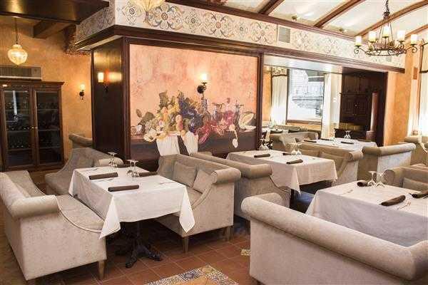 Ресторан Траттория Роберто (Trattoria Roberto) на набережной реки Фонтанки фото 10