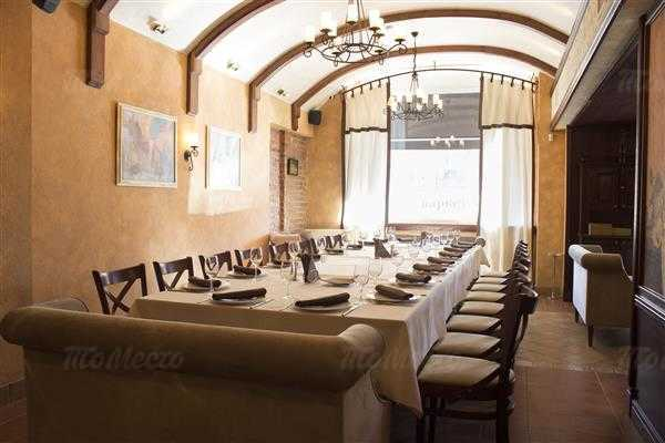 Ресторан Траттория Роберто (Trattoria Roberto) на набережной реки Фонтанки фото 17