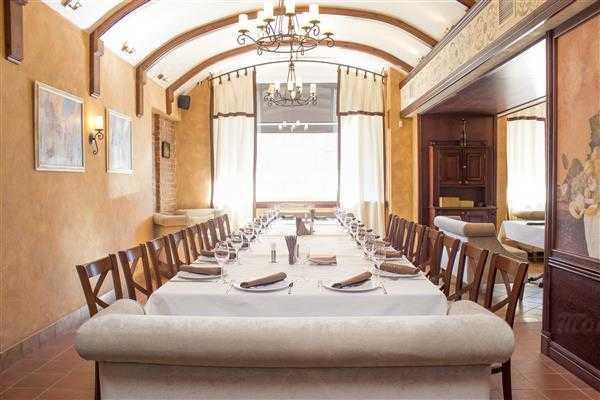 Ресторан Траттория Роберто (Trattoria Roberto) на набережной реки Фонтанки фото 13