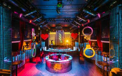 Банкетный зал ночного клуба Эстрада (Estrada) на Садовой улице фото 1