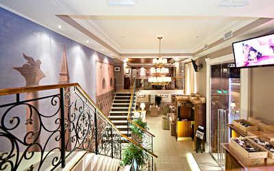 Банкетный зал кафе Де Марко (De Marco) на Садовой-Черногрязской улице фото 1