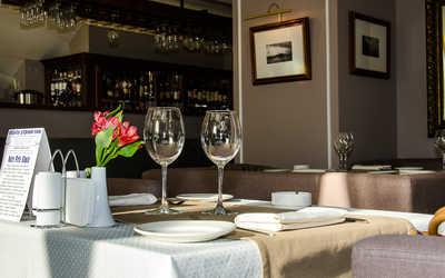 Банкетный зал кафе Де Марко (De Marco) на Садовой-Черногрязской улице фото 3