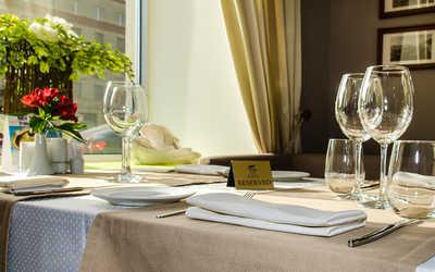 Банкетный зал кафе Де Марко (De Marco) на Садовой-Черногрязской улице фото 2