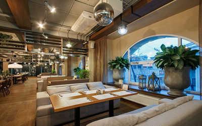 Банкетный зал кафе Березки на Чкаловском проспекте фото 1