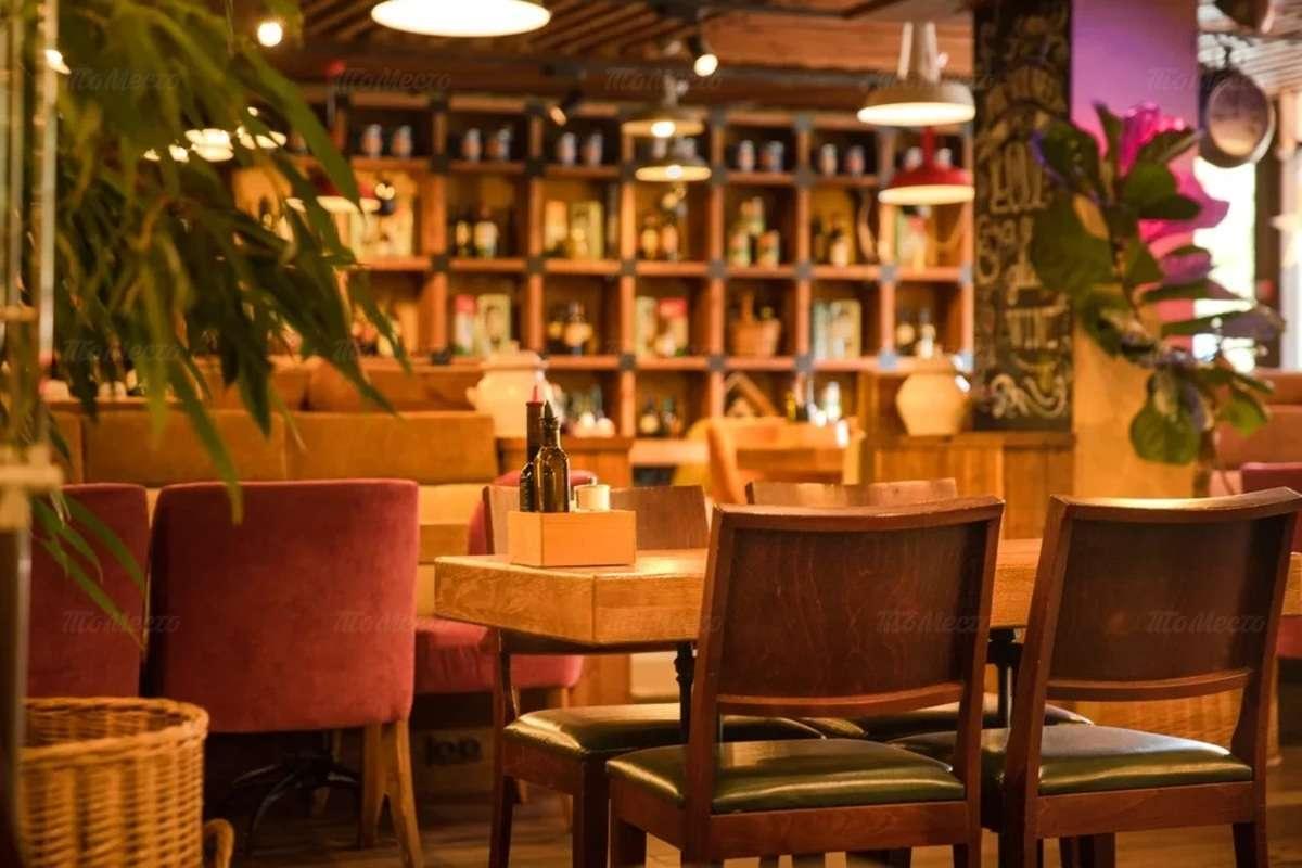 Ресторан Марчеллис (Marcellis) на проспекте Космонавтов фото 11