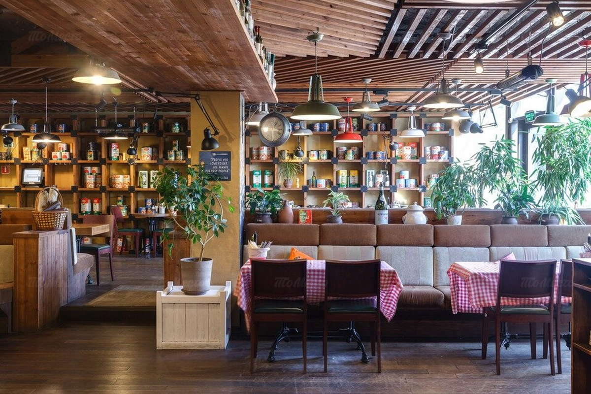 Ресторан Марчеллис (Marcellis) на проспекте Космонавтов фото 3