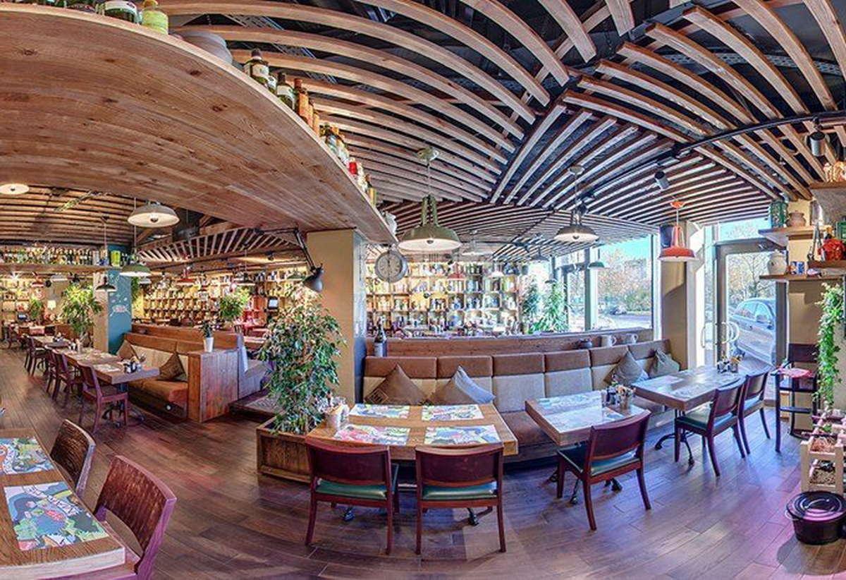Ресторан Марчеллис (Marcellis) на проспекте Космонавтов фото 4