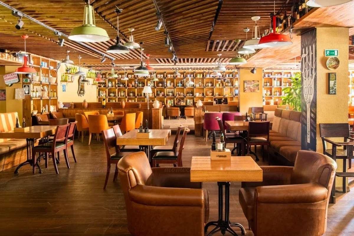 Ресторан Марчеллис (Marcellis) на проспекте Космонавтов фото 9