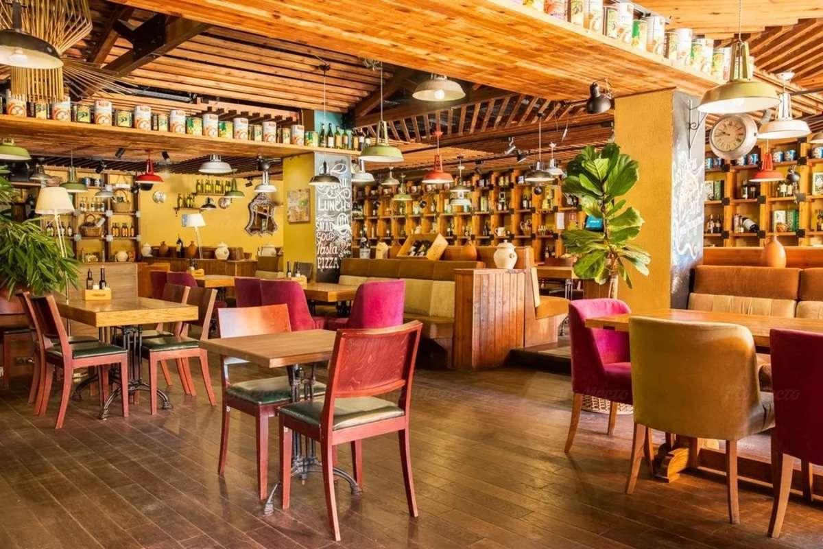 Ресторан Марчеллис (Marcellis) на проспекте Космонавтов фото 8