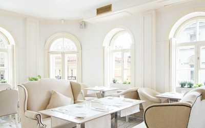 Банкетный зал ресторана Белый на улице Арбат фото 3