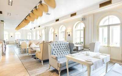 Банкетный зал ресторана Белый на Арбате фото 1