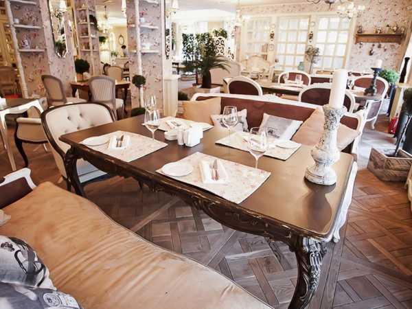 Кафе Прованс (Cafe Provence)