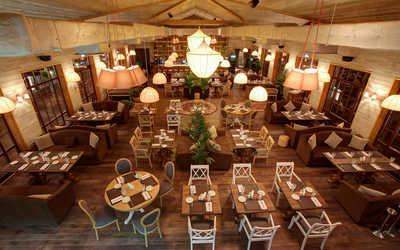 Банкетный зал ресторана Villa Zималеtо (Зималето) на Южной дороге