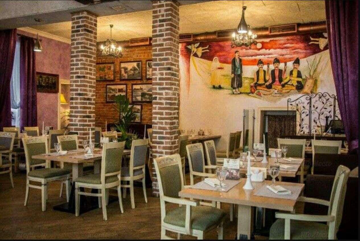 Ресторан Генацвале VIP на улице Остоженка фото 5