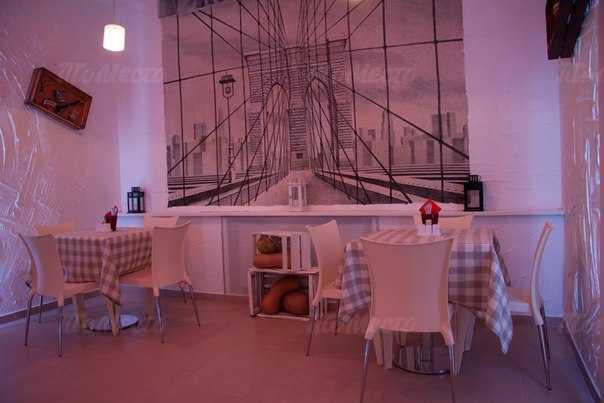 Меню ресторана La taverna POMODORI на улице Кораблестроителей