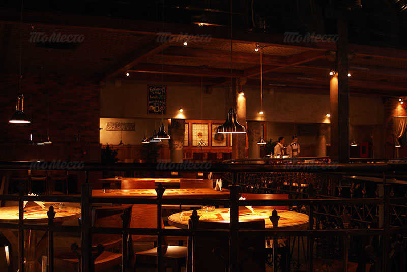 Меню бара, пивного ресторана Maximilian Brauhaus Mall на проспекте Науки