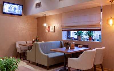 Банкетный зал ресторана Кампания (Campania) на улице Ефимовой фото 2
