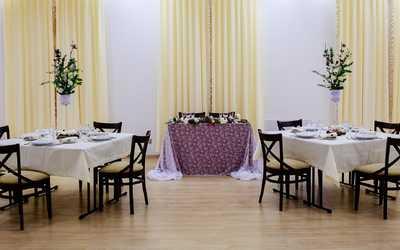 Банкетный зал ресторана La casa (Ла каса) на Курляндской улице фото 1