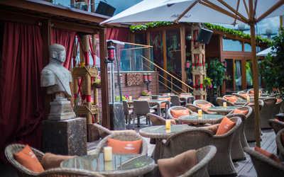 Банкетный зал ресторана Будда Бар Москва (Buddha Bar Moscow) на Цветном бульваре