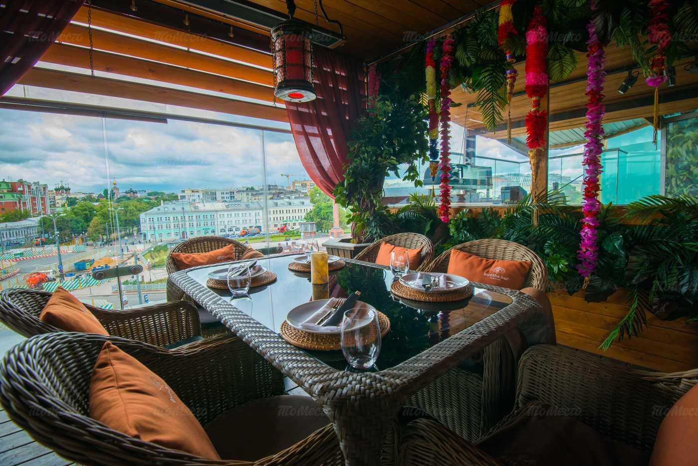 Меню бара, ночного клуба, ресторана Будда Бар Москва (Buddha Bar Moscow) на Цветном бульваре