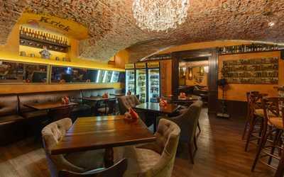 Банкетный зал пивного ресторана Брассерия Крик (Brasserie Kriek) на Невском проспекте фото 1