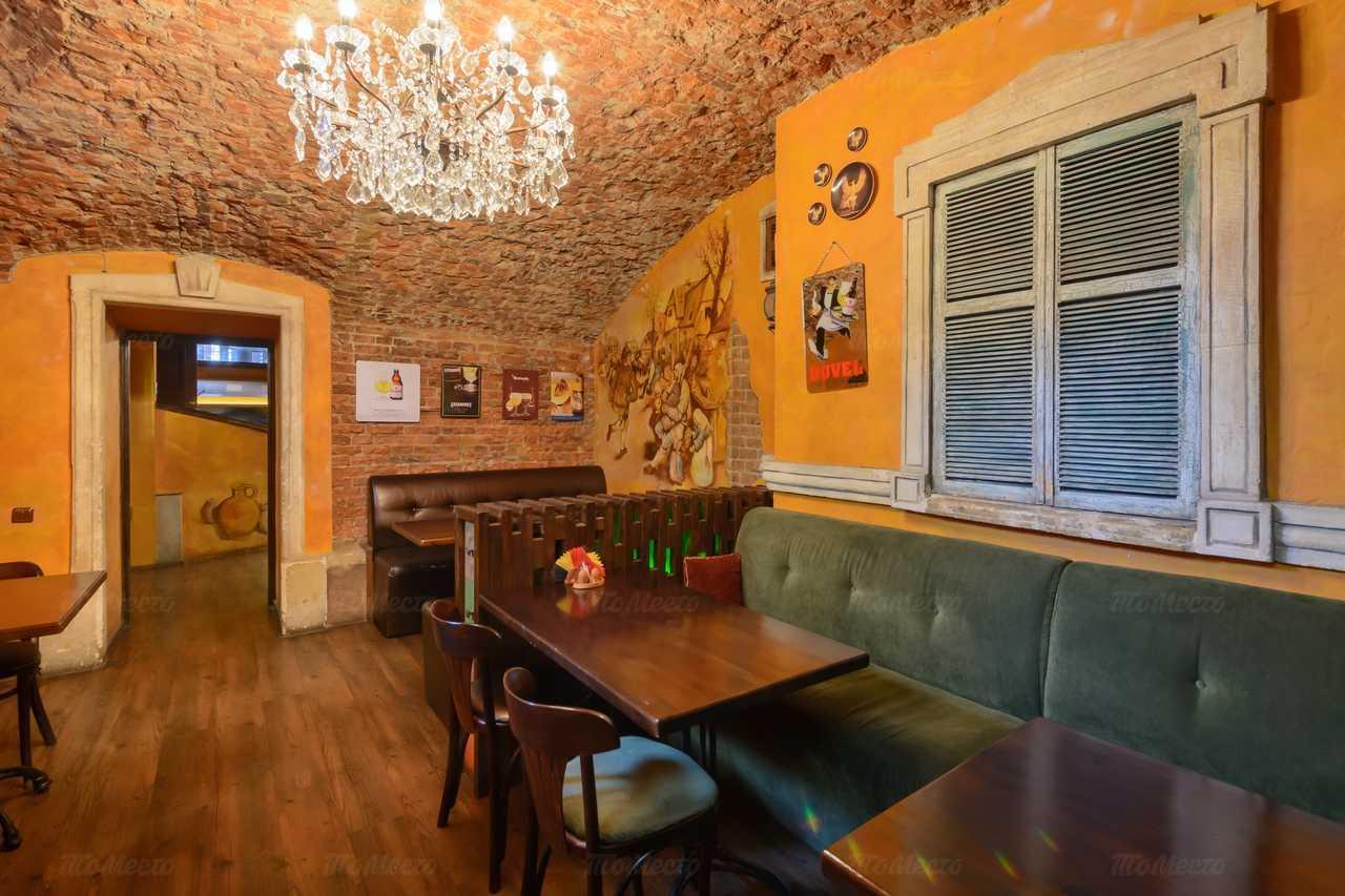 Ресторан Брассерия Крик (Brasserie Kriek) на Невском проспекте фото 3