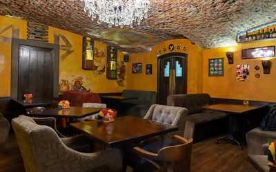 Банкетный зал пивного ресторана Брассерия Крик (Brasserie Kriek) на Невском проспекте фото 2