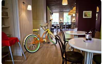 Банкетный зал кафе Any Pasta (Эни Паста) на 7-й линии фото 2