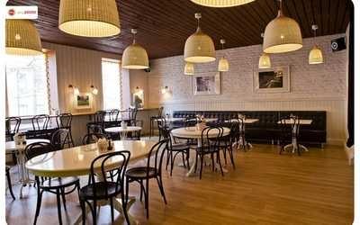 Банкетный зал кафе Any Pasta (Эни Паста) на 7-й линии фото 3