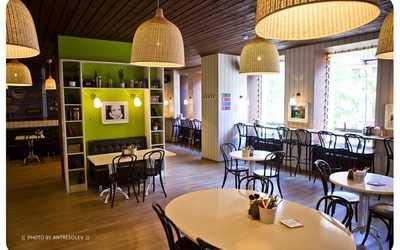 Банкетный зал кафе Any Pasta (Эни Паста) на 7-й линии фото 1
