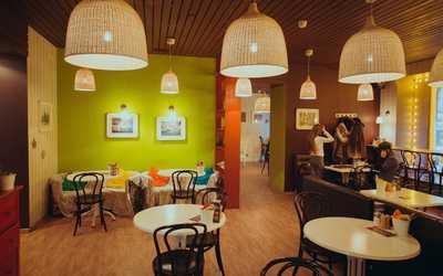 Банкетный зал кафе Any Pasta на Невском проспекте фото 2