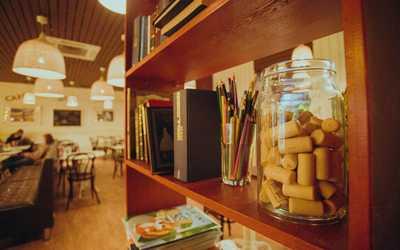 Банкетный зал кафе Any Pasta на Невском проспекте фото 3